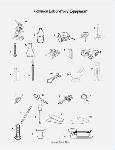 Chemistry Lab Equipment Worksheet or Chemistry Lab Safety Worksheet Worksheet Chemistry Worksheets