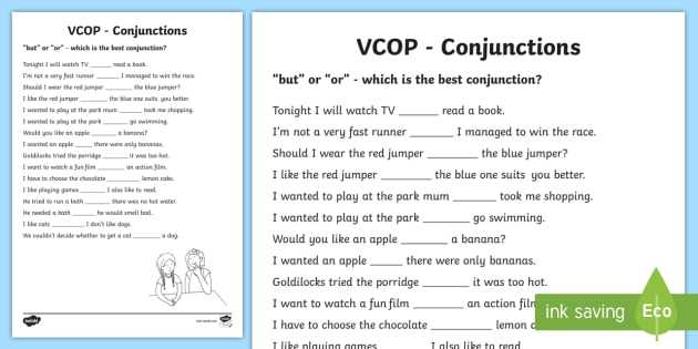 Climate Change Worksheet or but and Conjunctions Worksheet Activity Sheet