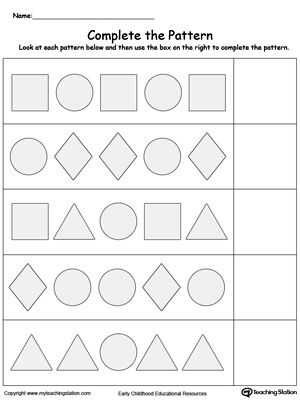 Completing the Square Worksheet together with 9 Best Patterns Worksheets Images On Pinterest