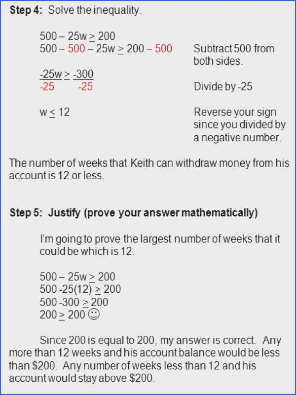 Compound Inequalities Word Problems Worksheet with Answers with Pound Inequalities Worksheet