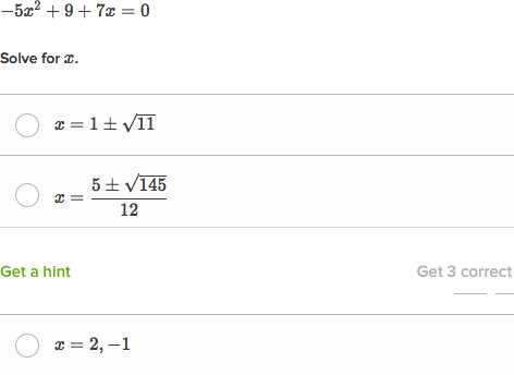 Converting Quadratic Equations Worksheet Standard to Vertex Also Proof Of the Quadratic formula Algebra Video