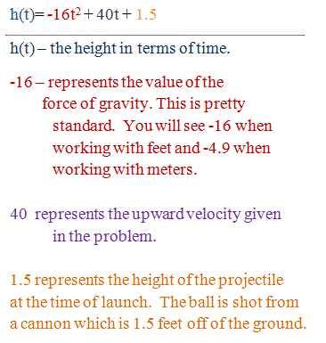 Converting Quadratic Equations Worksheet Standard to Vertex as Well as Word Problems Involving Quadratic Equations