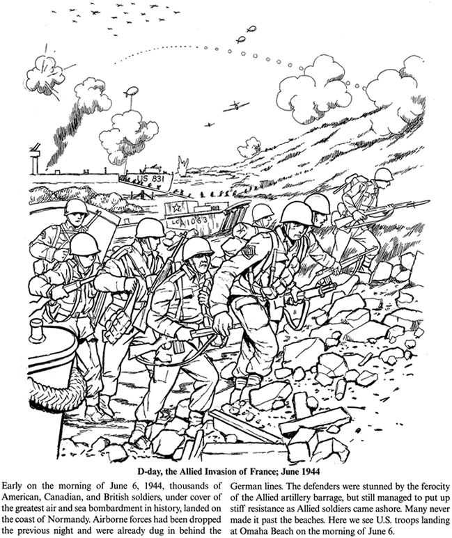 D Day Worksheet as Well as 11 Best Colouring In Pages Images On Pinterest