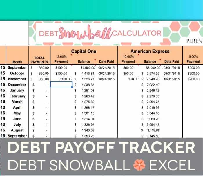 Debt Snowball Worksheet Printable Along with 51 Beautiful Gallery Free Debt Tracker Spreadsheet