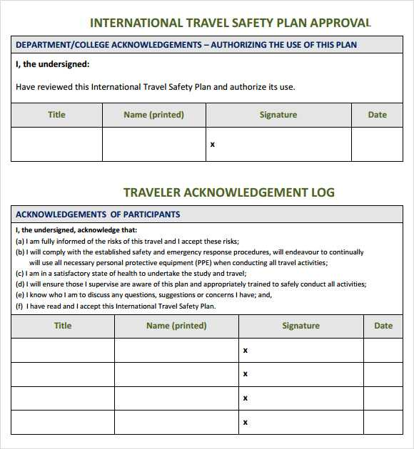 Domestic Violence Safety Plan Worksheet or Construction Site Specific Safety Plan Template Gallery Template