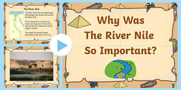 Early African Civilizations Worksheet Answers together with Ancient Egypt why Was the River Nile so Important Powerpoint