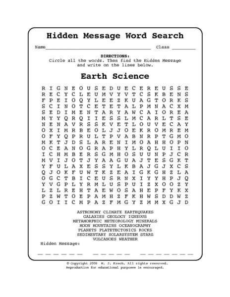 Earth Science Worksheets High School with Pin by Abby Raths On Earth Science Pinterest