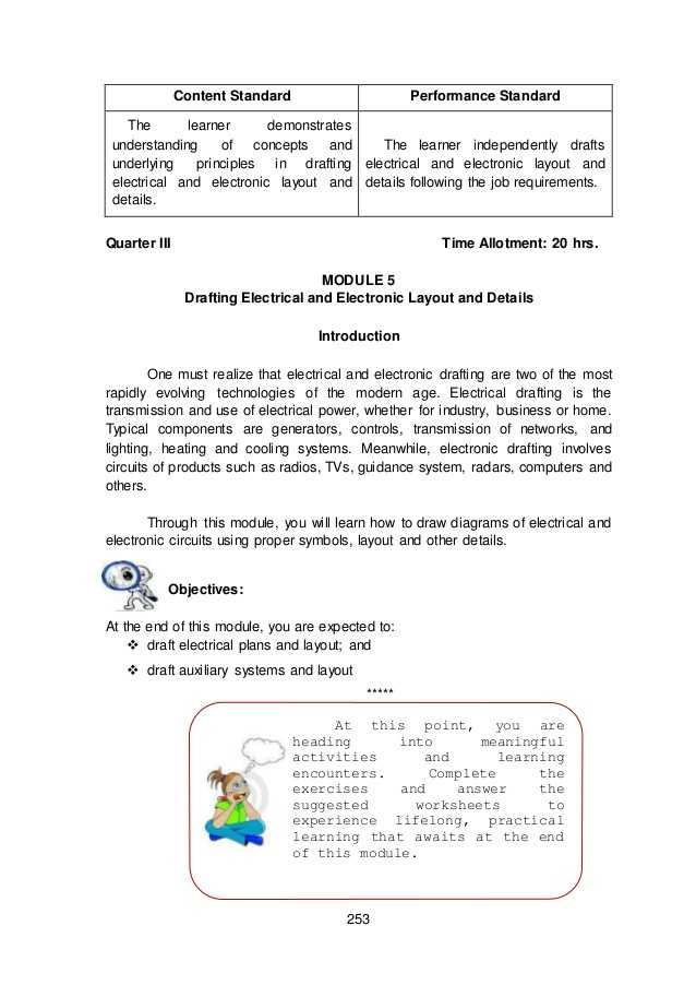 Electrical Power Worksheet Answers Along with Module 5 Module 3 Draft Electrical and Electronic Layout and Details