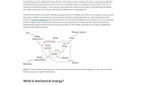 Energy and Energy Transformations Worksheet Answer Key and What is Conservation Of Energy Article