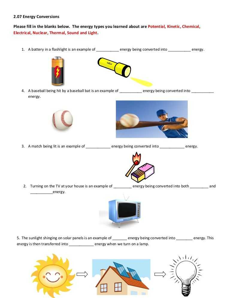 Energy and Energy Transformations Worksheet Answer Key together with Worksheets 45 Re Mendations Potential and Kinetic Energy Worksheet