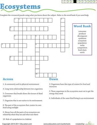 Energy Through Ecosystems Worksheet or 37 Best Science Worksheets Images On Pinterest