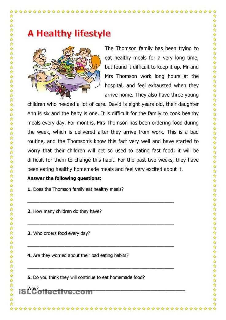Esl Reading Comprehension Worksheets or 25 Best Reading Paragraphs Images On Pinterest