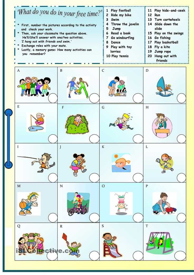 Esl Worksheets for Kids or 13 Best Education Images On Pinterest