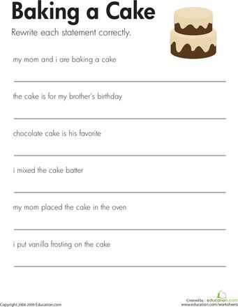 Fix the Sentence Worksheets Also 20 Best Knowledge is Power Images On Pinterest