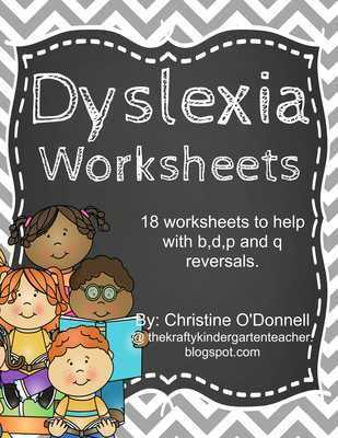 Free Dyslexia Worksheets Also Dyslexia Worksheets Differentiated Help with B D P and Q Reversals