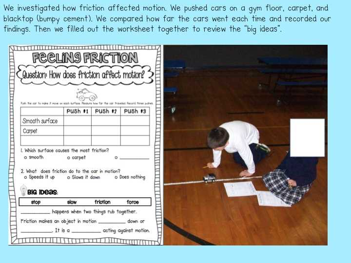 Friction and Gravity Lesson Quiz Worksheet together with 82 Best force and Motion Images On Pinterest