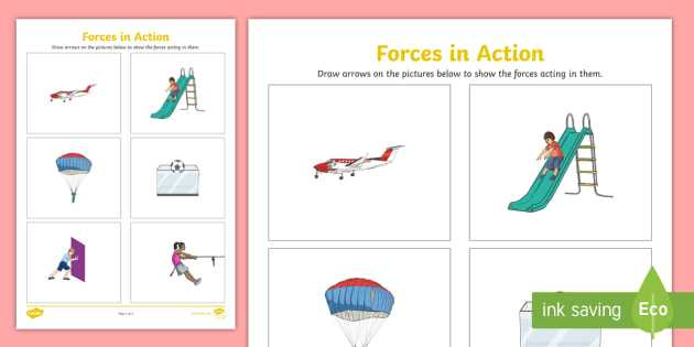 Friction Worksheet Answers Also Labelling forces Worksheet forces forces Worksheet forces