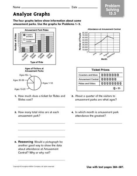 Graphing and Analyzing Scientific Data Worksheet Answer Key and Analyzing Data Worksheet Answer the Best Worksheets Image Collection