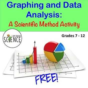 Graphing and Data Analysis Worksheet together with 20 Best General Science Education Images On Pinterest