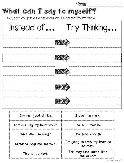 Growth Mindset Worksheet together with 77 Best Growth Mindset & Positive Thinking Images On Pinterest