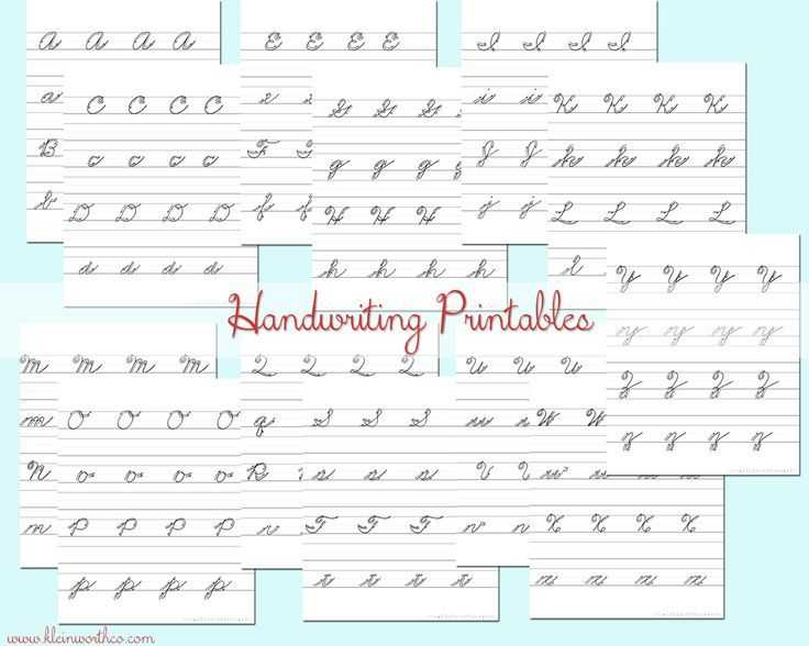 Handwriting Worksheets for Kids as Well as I Hate that Schools aren T Teaching Cursive Anymore Work with Your