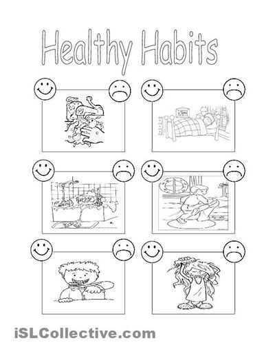 Health and Wellness Worksheets for Students Also 29 Best Kids Hs Health Images On Pinterest