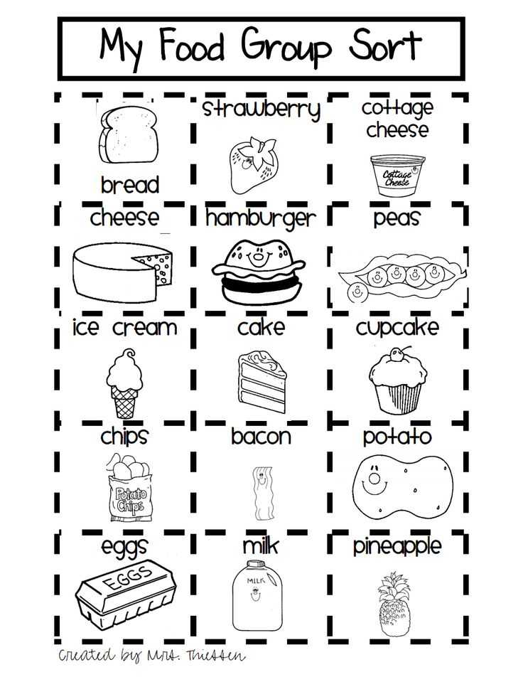 Healthy Food Worksheets Also 9 Best Teaching Kids About Health Images On Pinterest