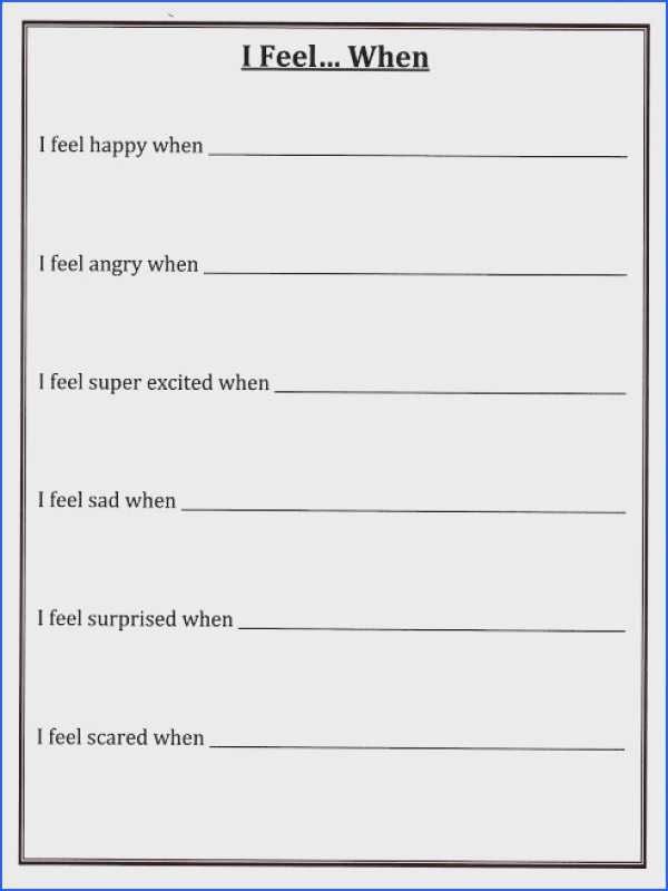 Improving Self Esteem Worksheets together with Self Esteem Worksheets