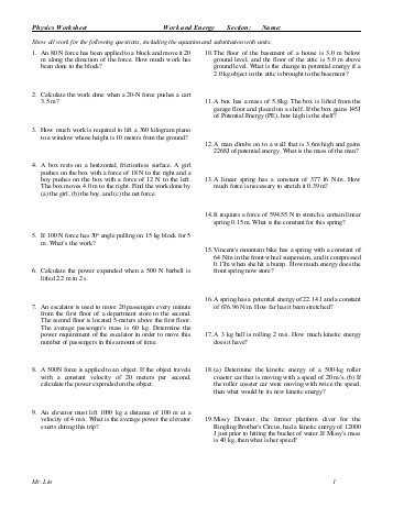 Introduction to Energy Worksheet Answers or 29 Inspirational Graph Introduction to Energy Worksheet