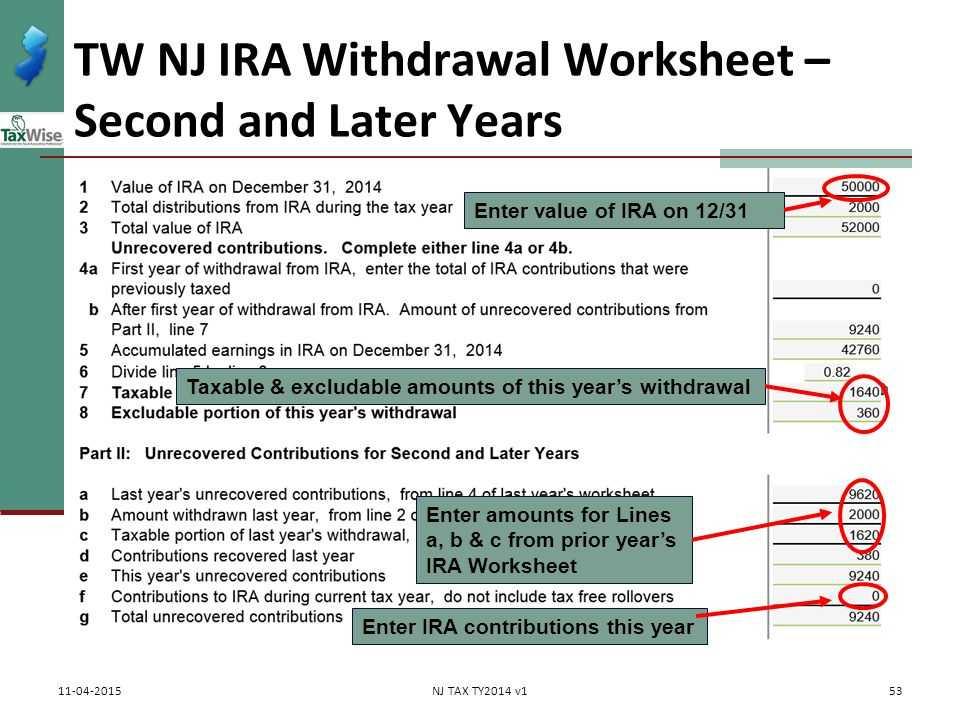 Ira Deduction Worksheet and Ira Required Minimum Distribution Worksheet Kidz Activities