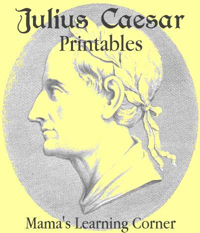 Julius Caesar Vocabulary Act 1 Worksheet Answers Along with Free Julius Caesar Unit Study Printables