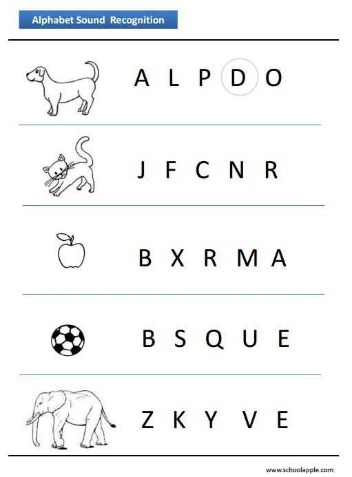 Kindergarten Alphabet Worksheets with 17 Best Alphabet Images On Pinterest