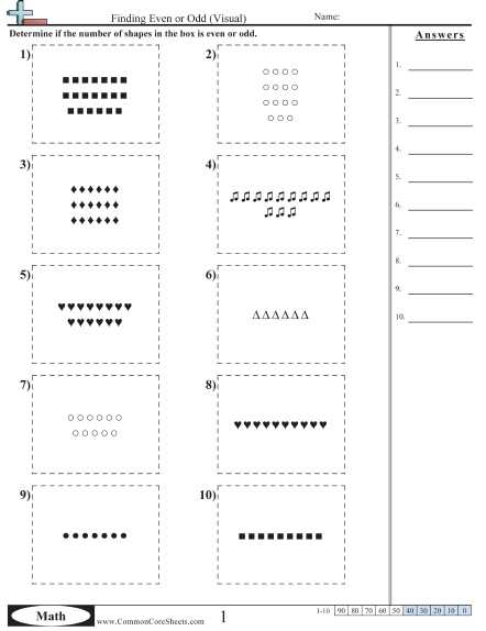Kindergarten Separation Anxiety Worksheets together with Odd even Functions Worksheet Worksheets for All