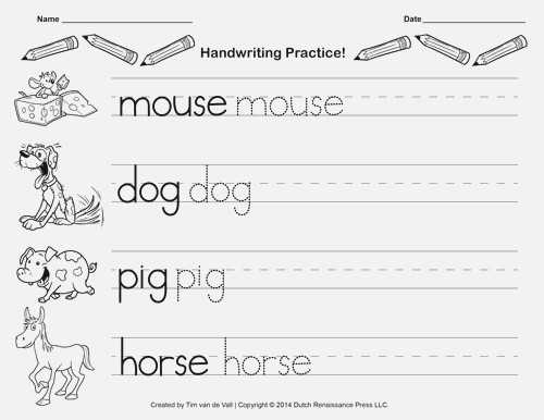 Kindergarten Writing Worksheets Pdf with Alphabet Writing Practice Worksheets for Kindergarten – Dailypoll
