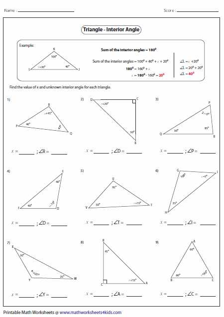 Latitude and Longitude Worksheet Answer Key and Triangle Angle Sum theorem Worksheet Doc Kidz Activities