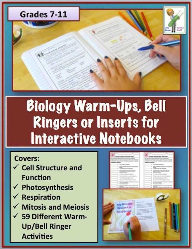 Lesson 7.2 Cell Structure Worksheet Answers with 41 Best Biology Bell Ringers Images On Pinterest