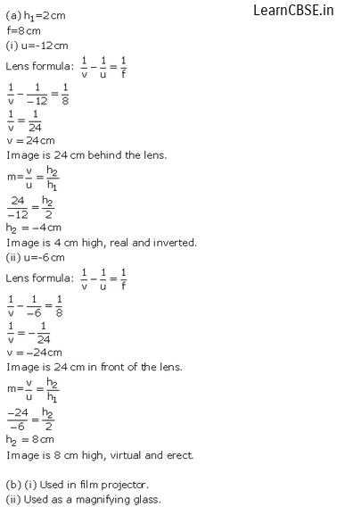 Light Refraction and Lenses Physics Classroom Worksheet Answers as Well as Lakhmir Singh Physics Class 10 solutions Chapter 5 Refraction Light