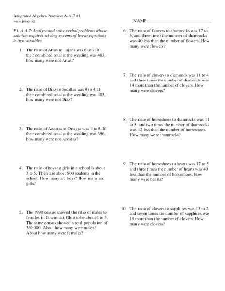 Linear Equations Word Problems Worksheet as Well as Graphing Systems Inequalities Worksheet Algebra 2 Unique Linear