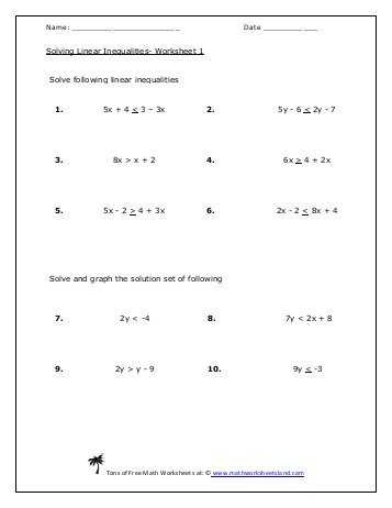 Linear Quadratic Systems Worksheet 1 with Linear Quadratic Systems Five Pack Math Worksheets Land