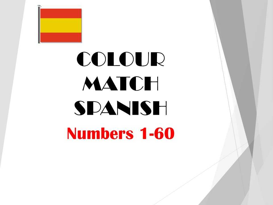 Linguascope Worksheet Answers Spanish Along with Secondary French Resources Numbers
