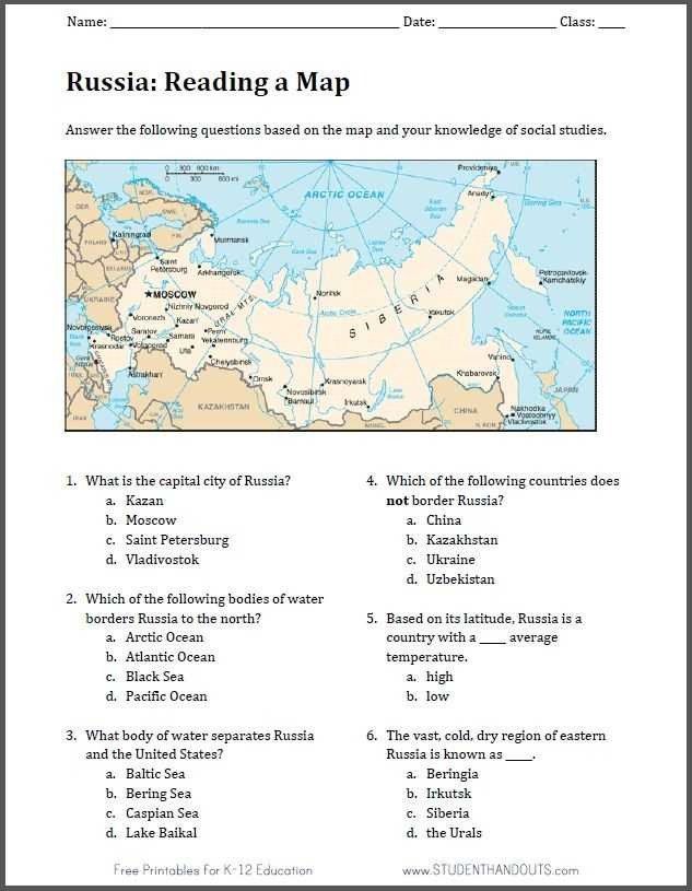 Map Skills Worksheets Middle School or 105 Best Geography Images On Pinterest