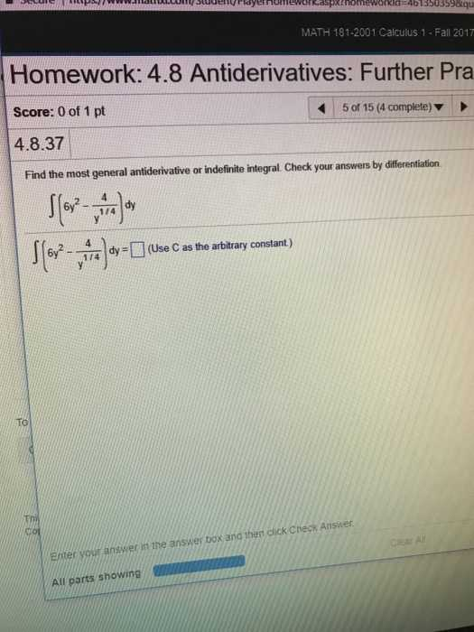 Math 154b Completing the Square Worksheet Answers and Math 154b solving Using the Quadratic formula Worksheet