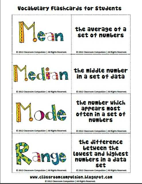 Mean Median Mode Range Worksheets with Answers together with 870 Best Learning and Teaching Images On Pinterest