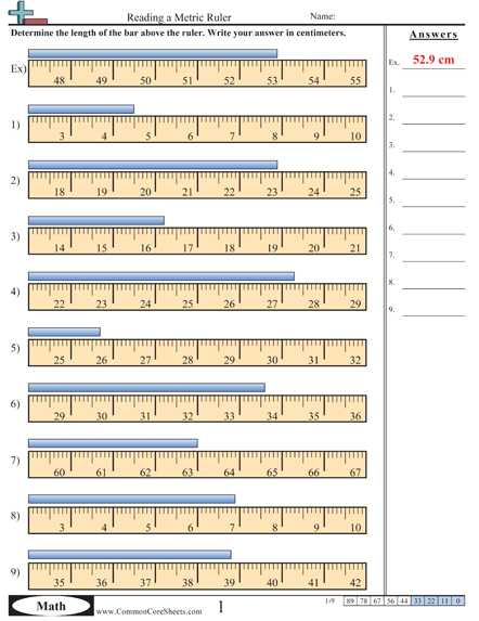 Measurement Conversion Worksheets Along with Worksheets 43 Unique Measurement Worksheets Hi Res Wallpaper