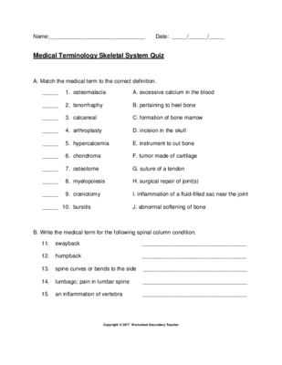 Medical Terminology Suffixes Worksheet and 19 Best Medical Terminology Images On Pinterest