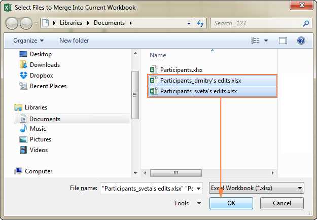 Merge Worksheets In Excel together with How to Pare Two Excel Files or Sheets for Differences