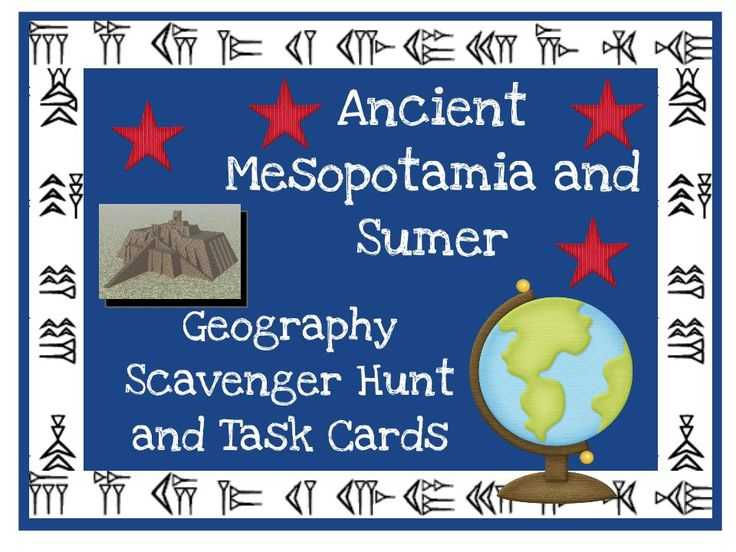 Mesopotamia Reading Comprehension Worksheets and 84 Best Ancient Mesopotamia Images On Pinterest