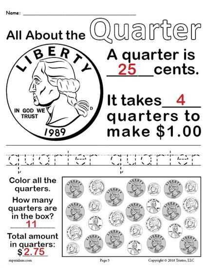 Money Skills Worksheets and All About Coins 4 Free Printable Money Worksheets