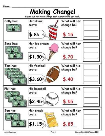 Money Skills Worksheets as Well as 1087 Best Worksheets Activities & Lesson Plans for Kids Images On