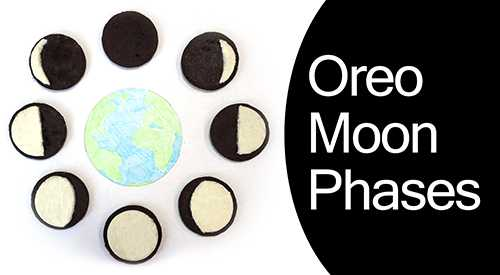 Moon Phases Worksheet Answers together with oreo Moon Phases Worksheet the Best Worksheets Image Collection